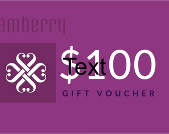 Jamberry Gift Certificates