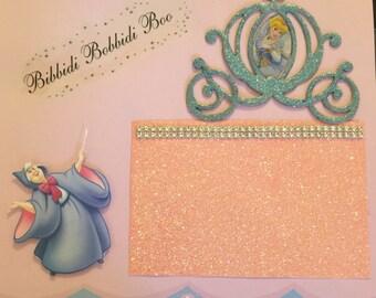 Disney Cinderella Scrapbook Set *Limited Edition*