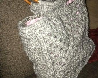 Hand made 'granny' bag