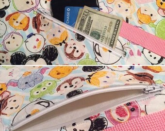 Zippered Pocket Add-On