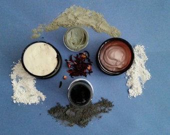 All Natural Micro-Exfoliating Face Masks