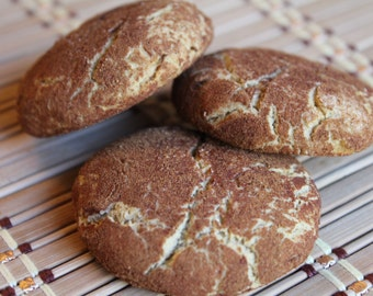 Two Dozen Snickerdoodle Protein Cookies- Vegan, Vegetarian, Gluten Free, Sugar Free, Paleo, Clean Eating