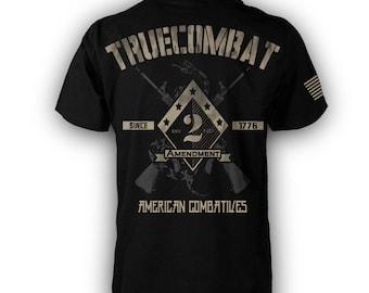 2nd amendment America's M-4 Ar-15 Tee Pro Gun Rights T-shirt