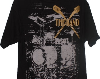 Vintage The Band Concert Tee
