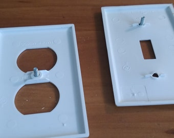 Additional Socket / outlet covers