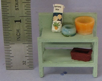 Quarter Scale Potting Bench Kit