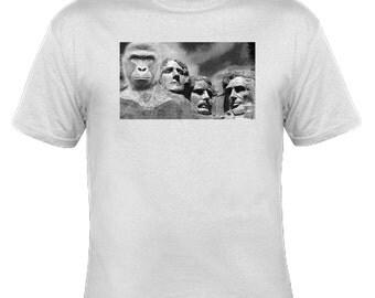 Harambe Mt. Rushmore Meme T-shirt