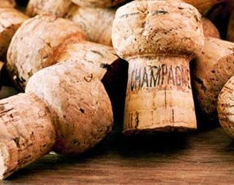 FREE SHIPPING 150 Used Champagne Corks, Wine Cork, Wine Corks, Bulk Wine Corks, Used wine corks, Used Champagne Corks, 100% champagne cork
