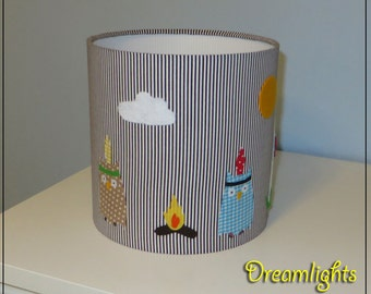"""Table lamp shade """"Little Chief"""""""