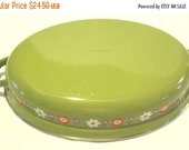 HALF OFF Vintage Made in Italy Casserole Pan
