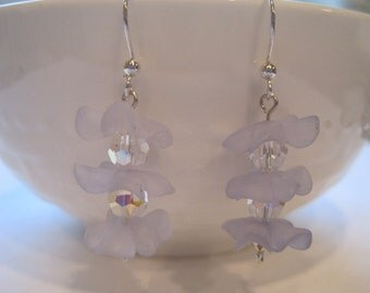 Stack of Blossoms Earrings