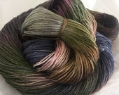 WYETH - shimmy toes sock yarn