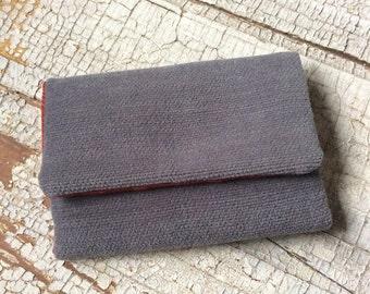 Handmade purse/tiny purse/card holder/298