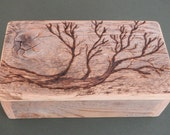 Barnwood WINDFALL WILLOW box - Rustic Refined