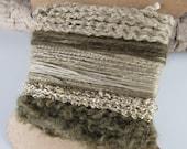 Small Dark Brown Onion Natural Dye Textured Thread Pack