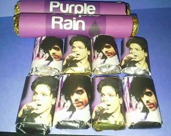 Purple Rain Party Favors