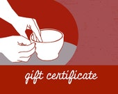 Sheepy Mug gift certificate: June delivery