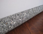 SPECKLE wool door draft stopper cover, draft snake, draught excluder