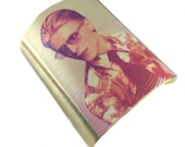 David Bowie 24k Plated Cuff - The Man