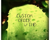 Custom Order for ASIA