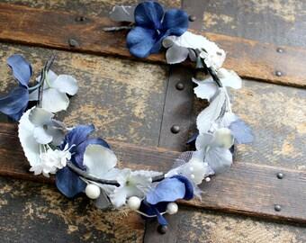 Full Moon Magic Tiara Headband Wreath