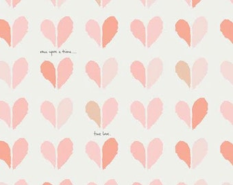ON SALE Happily Ever After from Paperie by Amy Sinibaldi for Art Gallery Fabrics - Premium Quilting Cotton Fabric - One Yard