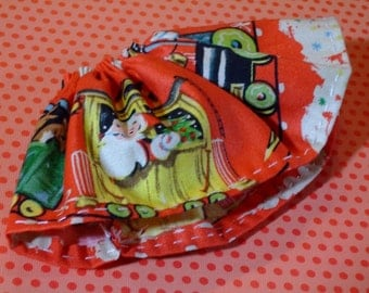 Blythe / DAL Skirt - Christmas 2015 -  Here Comes Santa Claus - CLEARANCE ITEM