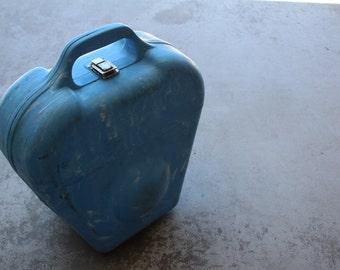 VINTAGE hard sided EBONITE brand bowling ball bag