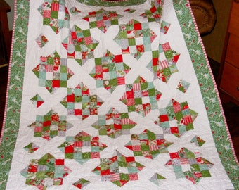 Holiday Christmas Quilt Moda In From The Cold Cotton Fabric