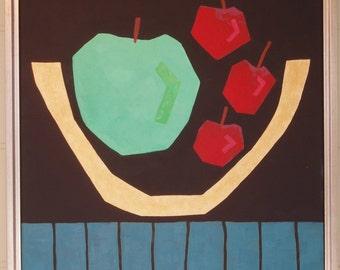 "contemporary still life oil painting 18"" X 24"""