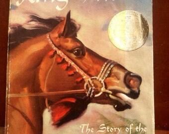 Vintage 1950 King of the Wind Newbery Award Winner Horses eps team