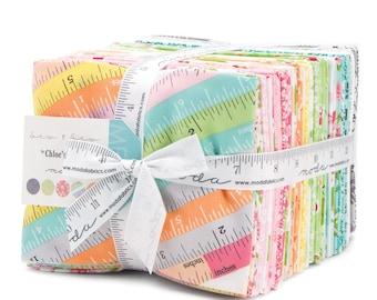 Sew and Sew by Chloe's Closet Fat Quarter Bundle for Moda Fabrics 36pcs