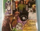 Jaywalker, Graphic Novel, by , Lisa Carver, illustrated, by , Dame Darcy, Dark Humor, Fiction, Fantasy, Gothic, Horror