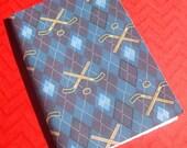 Slapshot - Softcover Notebook Jotter