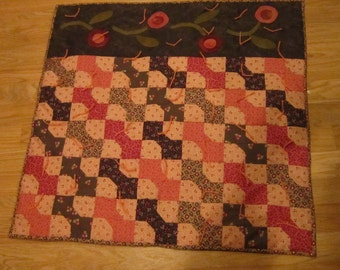 Bow Tie Quilt Wall Hanging