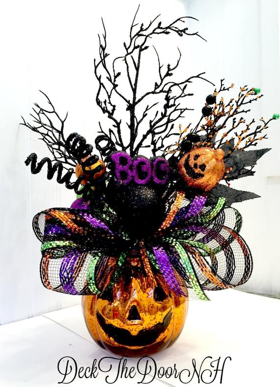 Halloween Floral Picks