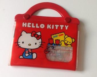 Vintage Sanrio Hello Kitty Mini Bag Pouch