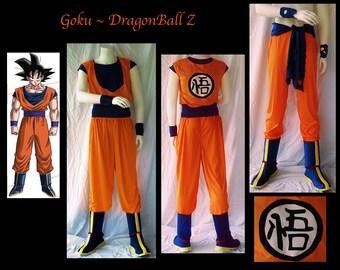 Goku Cosplay ~ DragonBall Z