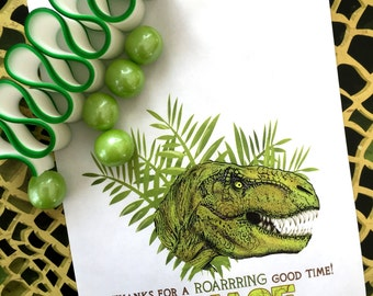 T Rex Favor bags,Dinosaur Candy bags, Dinosaur birthday party favors, T Rex favors, Jurassic Birthday Party, Favor bags,candy bags, Treats