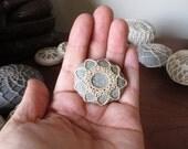 Crochet Meditation Stone #40