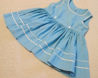 Vintage Doll Dress - Janie from Madame Alexander
