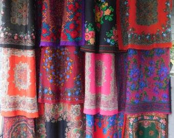 MARRAKESH MEDINA - Bohemian Gypsy Curtains Handmade by Babylon Sisters