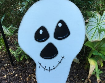 Halloween yard art, yard art, yard decorations, fall yard art