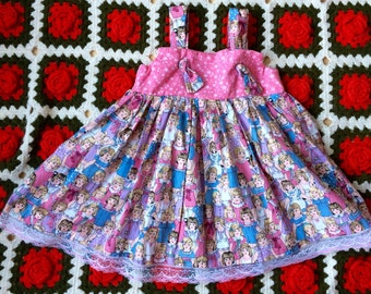 Adorable Knot Dress 2T