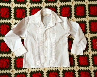 Vintage Button Down Toddlers 2/4