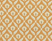 "MASSIVE FABRIC CLEARANCE Premier Prints Clover Canvas Cinnamon 2 pieces 41""W x 66""L and 35"" W x 22"" L"