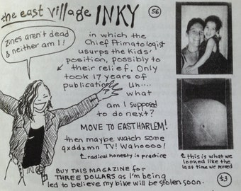 East Village Inky, Issue No. 56