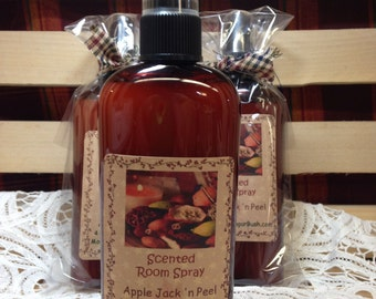 Apple Jack 'n Peel Highly Scented Room Spray - 4 ounce bottle-fragrant Moeggenborg Sugar Bush
