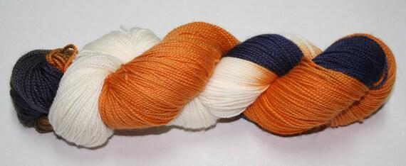 Tigers Hand Dyed Sock Yarn