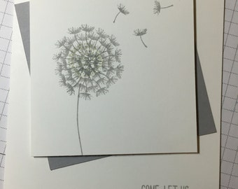 Wishy Card - Set of 3 with Envelopes